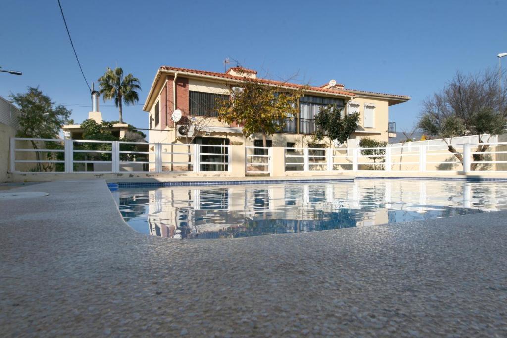 Villa MARJAL BLANCA 2, Benicàssim, Spain - Booking.com