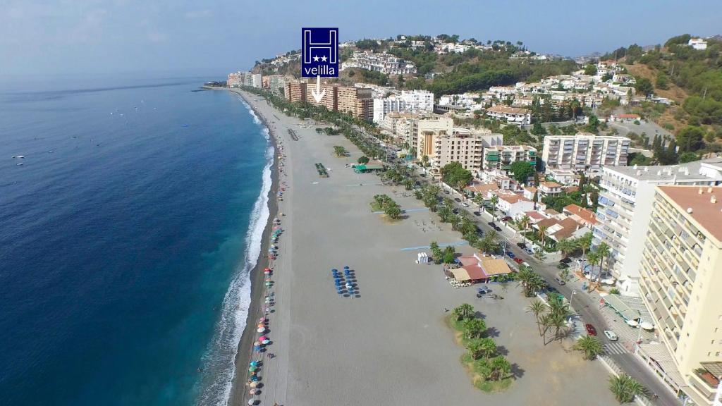 Pension Hostal Velilla Spanje Almunecar Booking Com
