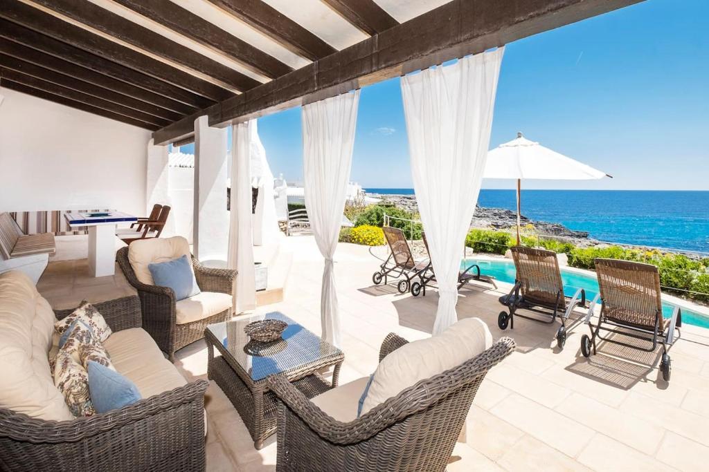 Villa Rocío España Binibeca Booking Com