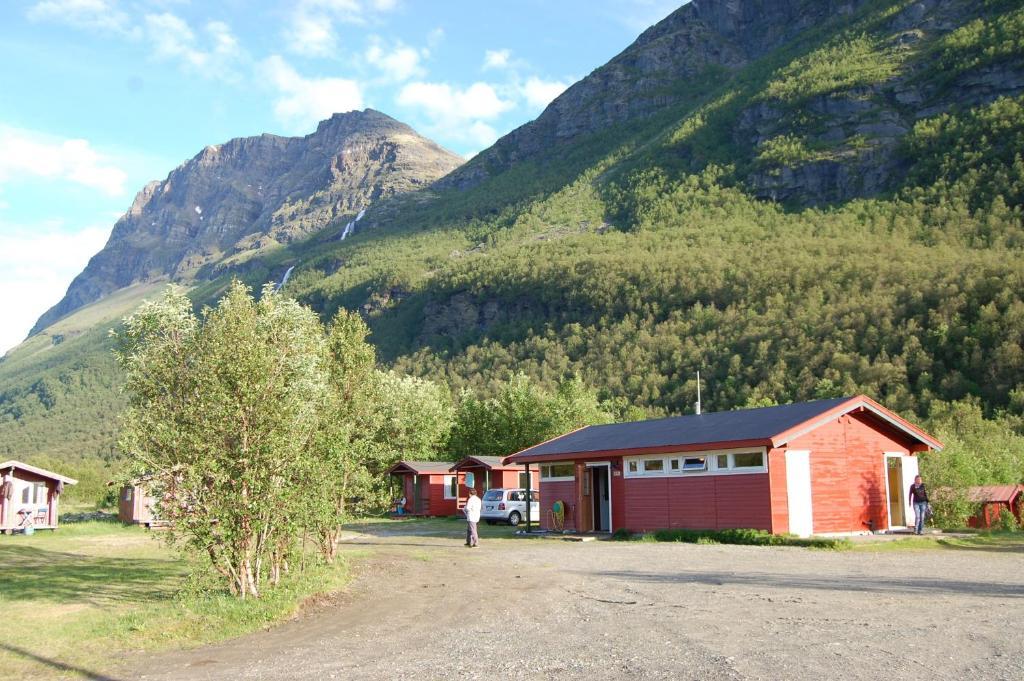 캠프장 건물