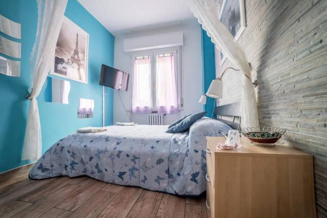 Cama o camas de una habitación en europe station rooms