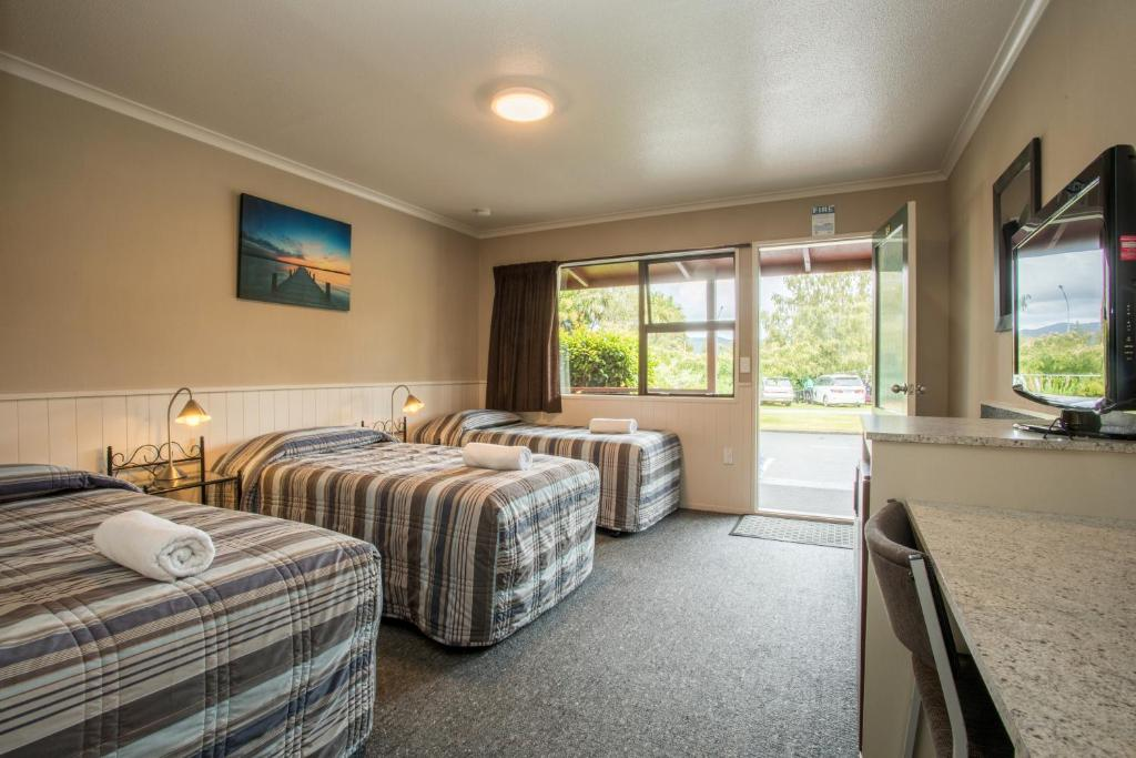 Te Anau Kiwi Holiday Park and Motels