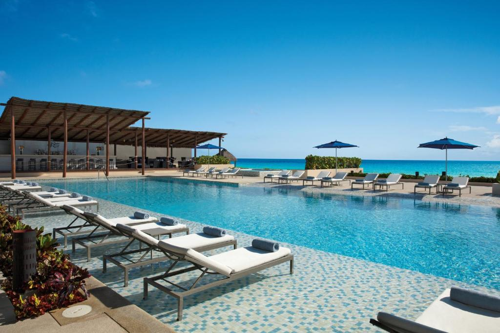 Secrets The Vine Cancun All Inclusive - Adults Only, Cancún ...