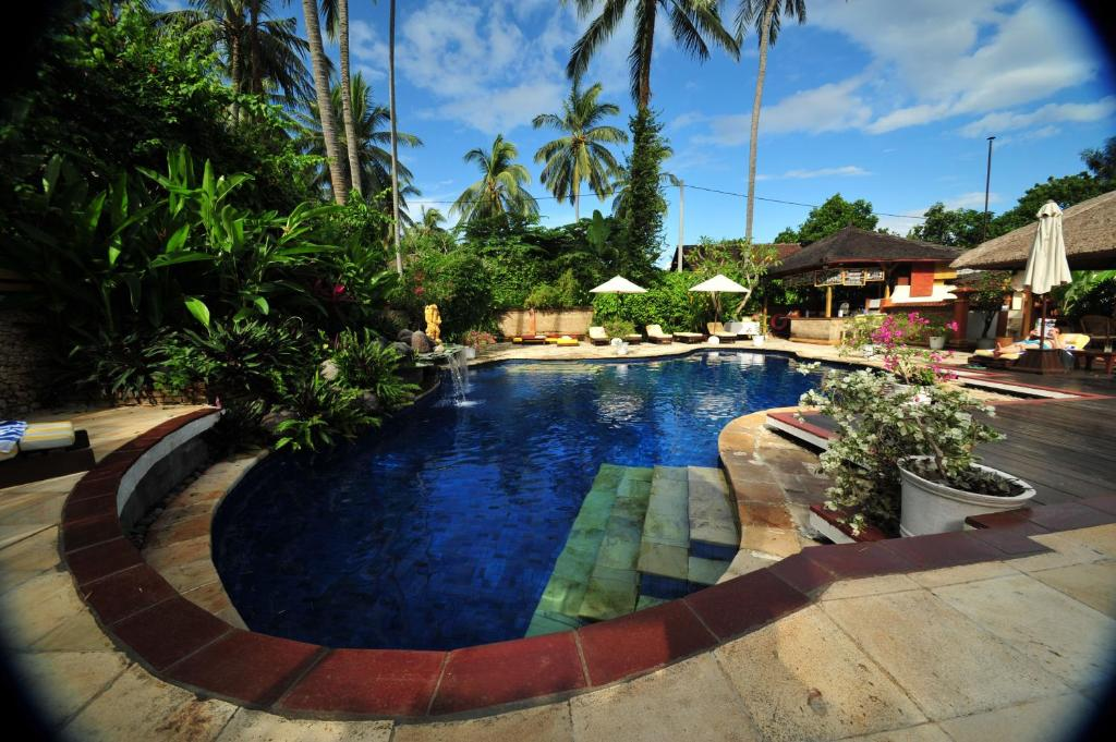 The Water Garden Hotel Candidasa Indonesia Booking Com