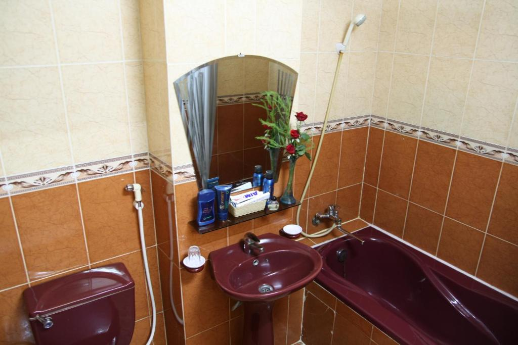 Phòng Đôi Tiêu chuẩn có bồn tắm