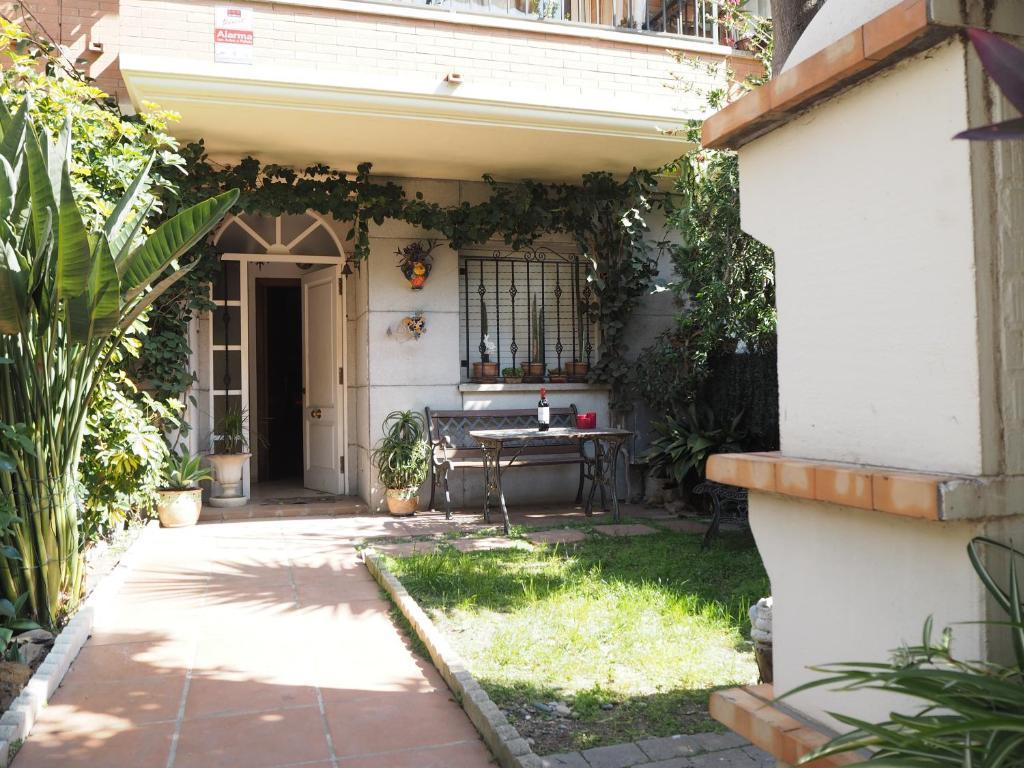 Ref 232 Casa Para 6 Personas Con Jardín Y Barbacoa