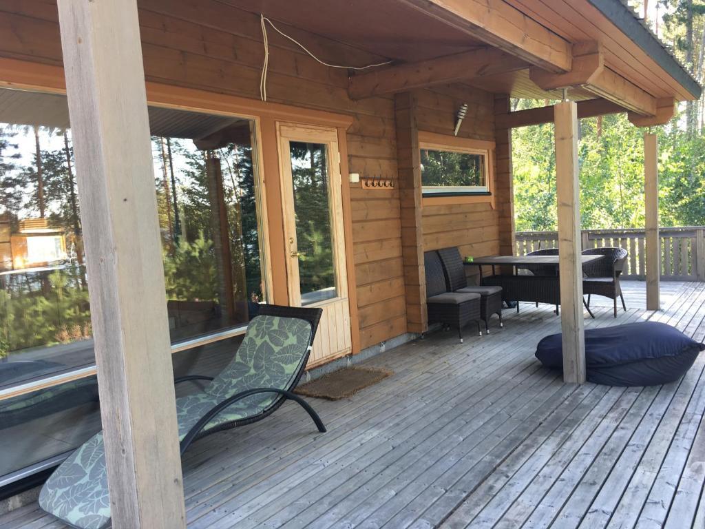 Apartment With Wood Bath At The Lake In Puumala Suomi Puumala