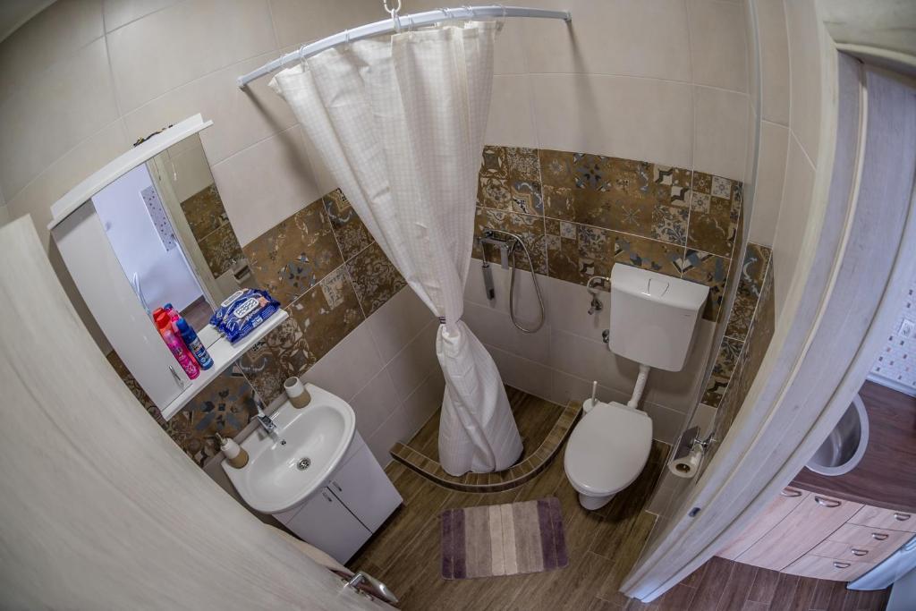 Apartments Jovana Ns Petrovaradin Serbia Booking Com