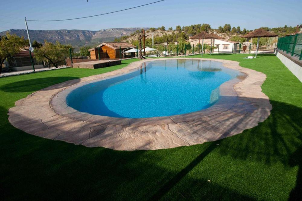 Casa de campo Casa Barriga 2 y 5 (España Nerpio) - Booking.com