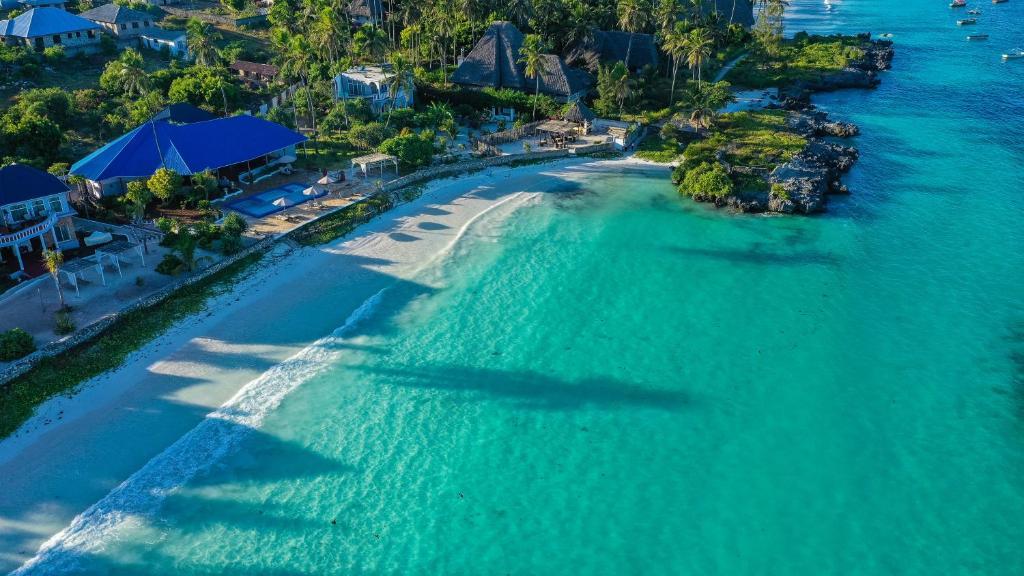 A bird's-eye view of Jafferji Beach Retreat,