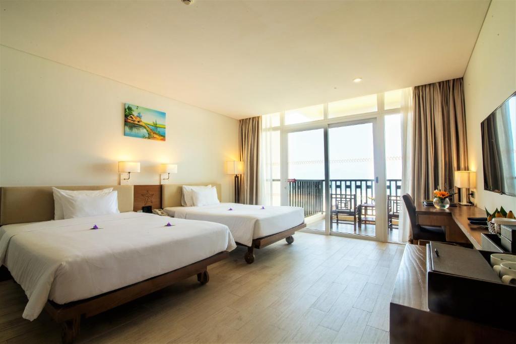 Suite Premium Có Ban Công - Nhìn Ra Biển