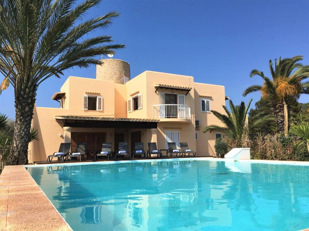 Villa Casa Ibiza, Sant Jordi, Spain - Booking.com