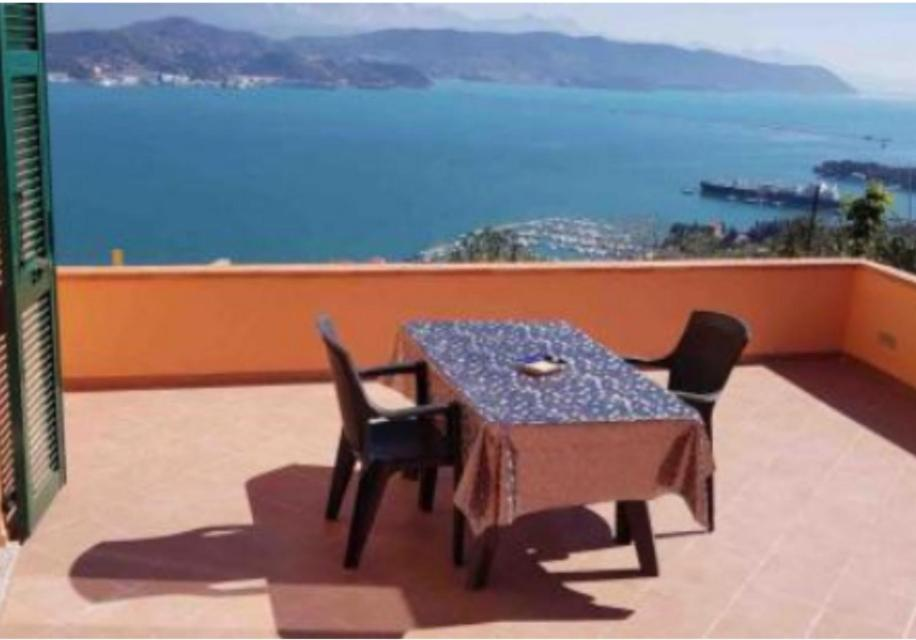 Vacation Home La Finestra Sul Mare La Spezia Italy