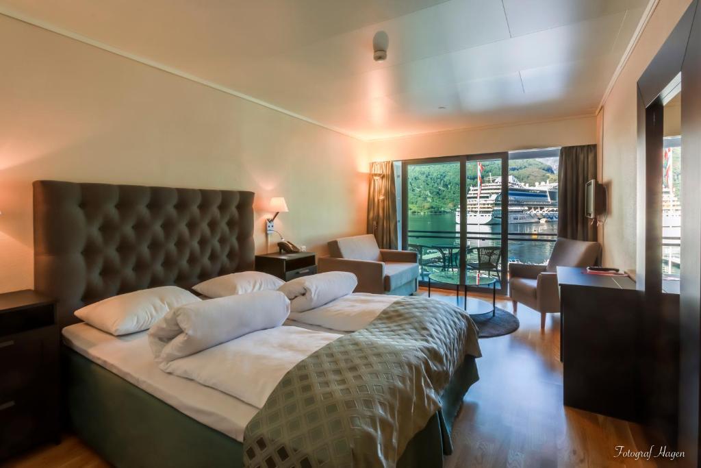 Hotel Geiranger Norway Booking Com