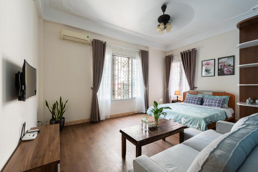 Hanoi Crocus Homestay