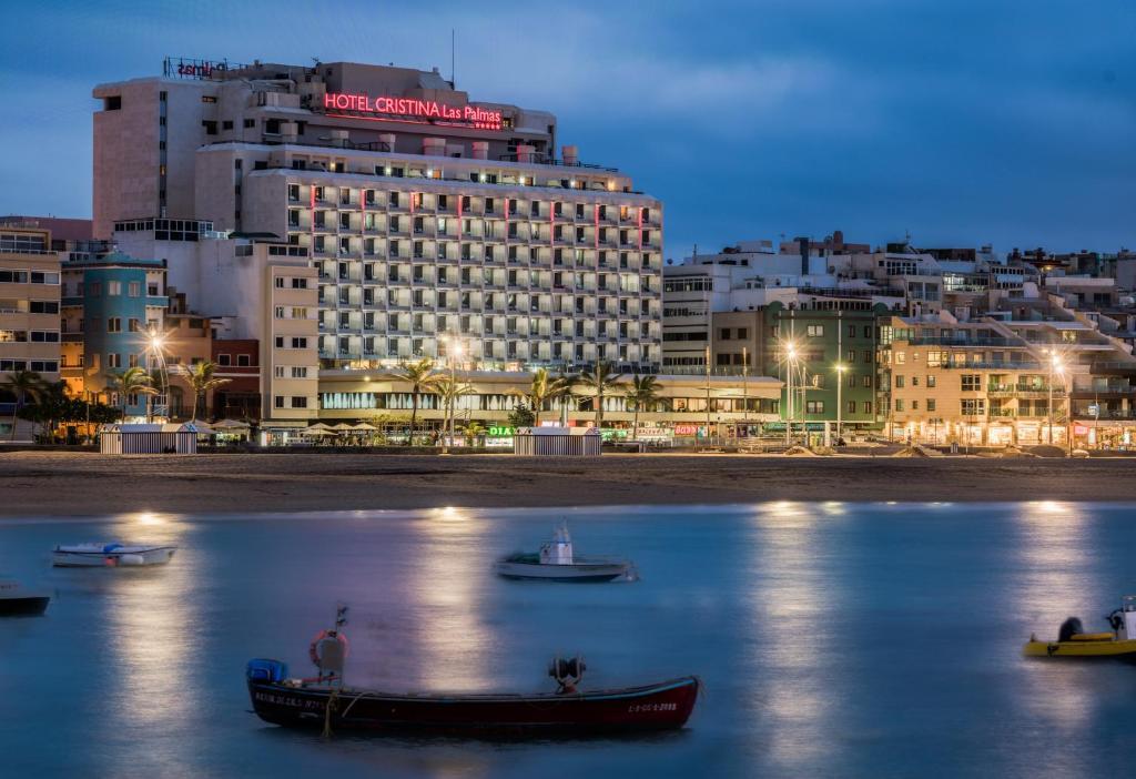 Hotel Cristina Las Palmas, Las Palmas de Gran Canaria, Spain ...