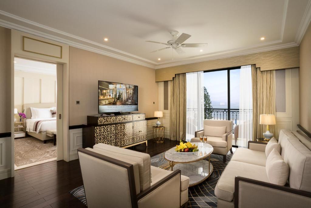 Suite Executive Có Ban Công Nhìn Ra Biển - Kèm Bữa Sáng