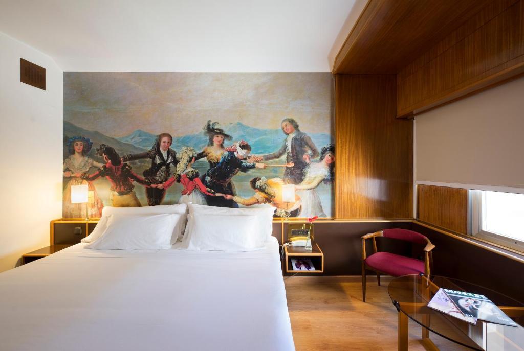 Hotel Goya (España Zaragoza) - Booking.com
