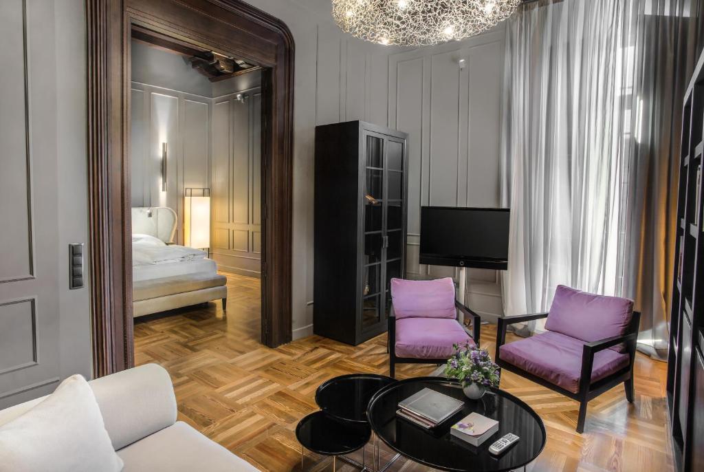 Hotel Palacio De Villapanés (España Sevilla) - Booking.com