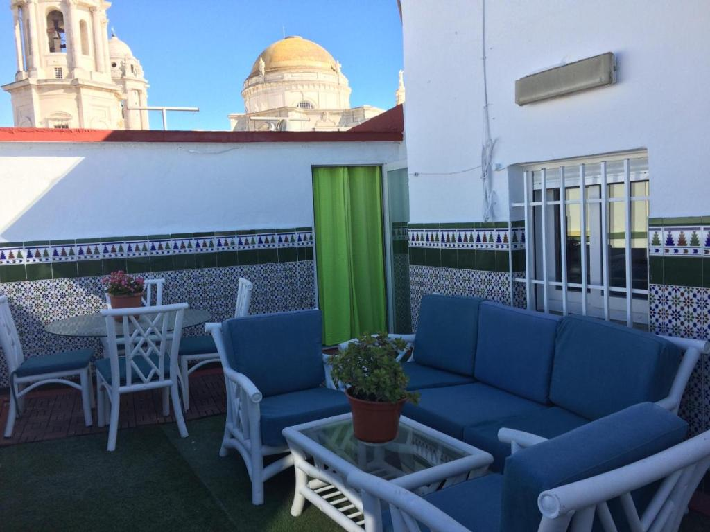 Appartement Atico centro de cadiz (Spanje Cádiz) - Booking.com