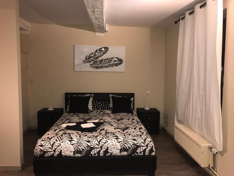 Un ou plusieurs lits dans un hébergement de l'établissement Bocalino