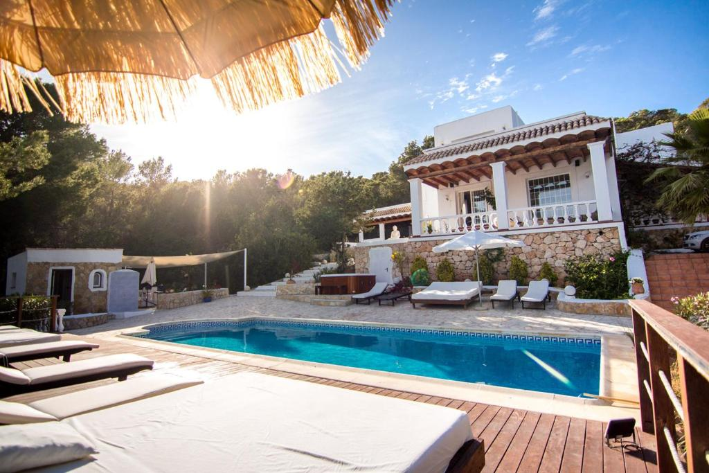 Villa Sa Caleta, Ibiza Town, Spain - Booking.com