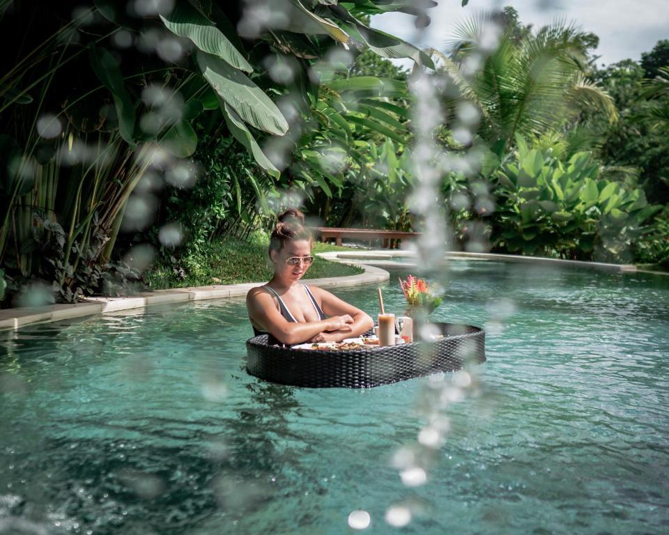 Carte Satellite Bali.Ubud Nyuh Bali Resort Spa Indonesia Booking Com
