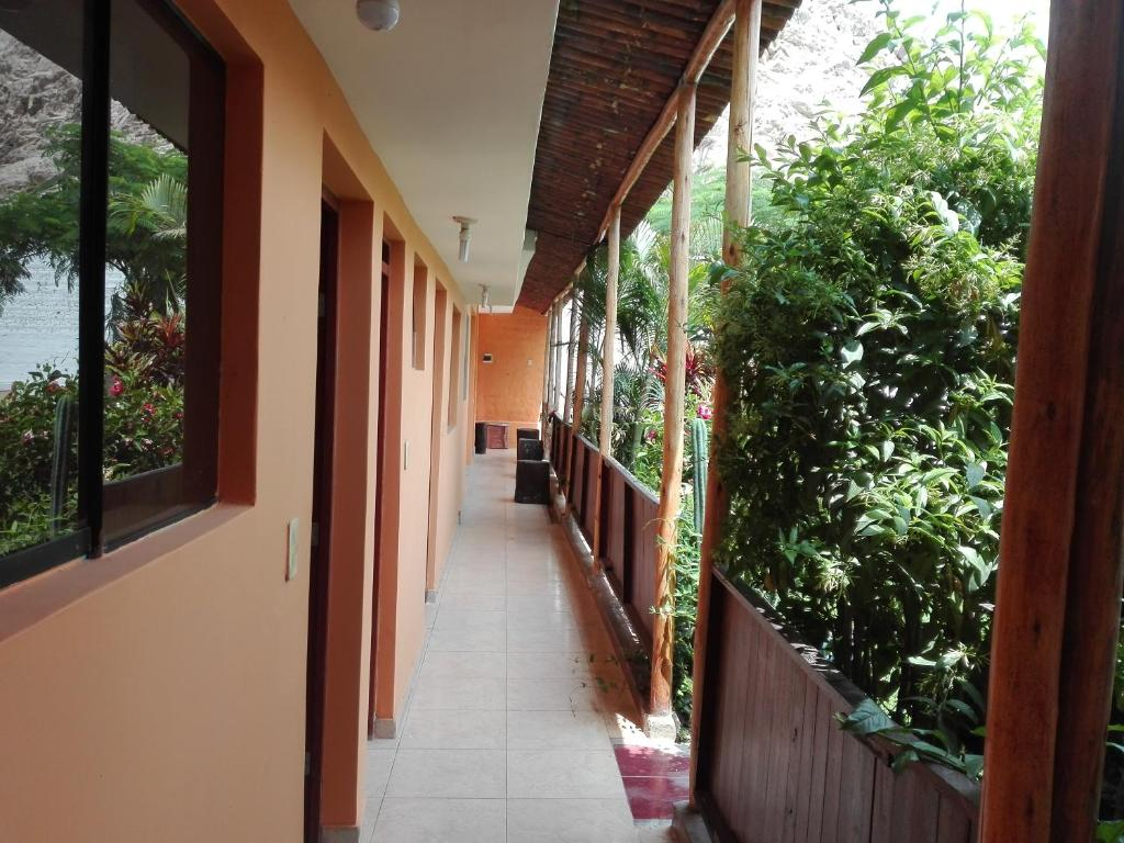 Casa De Campo Jazmín Perú Lunahuaná Booking Com