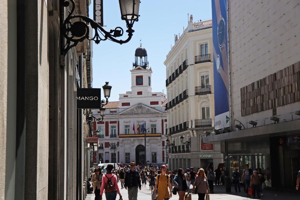 Apartment Terraza Calle Preciados Sol Gran Vía Callao