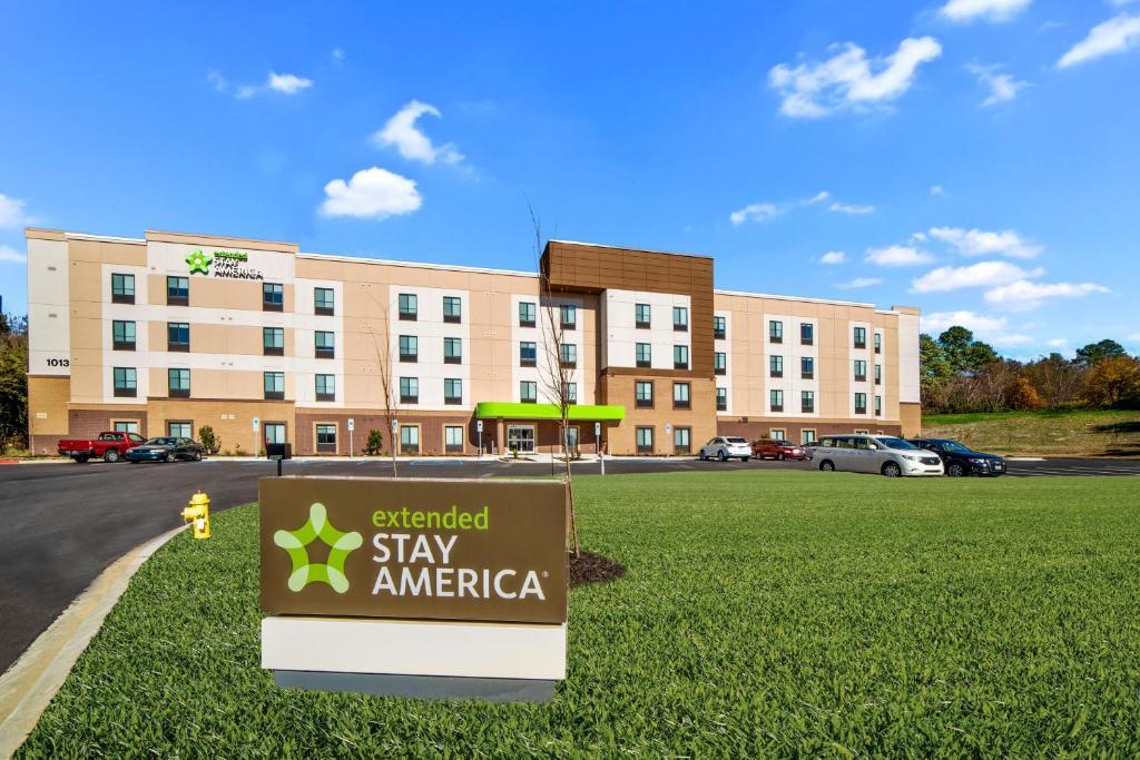 Car Rental Greenville Sc >> Hotel Extended Stay America Greenville Woodruff Road Sc