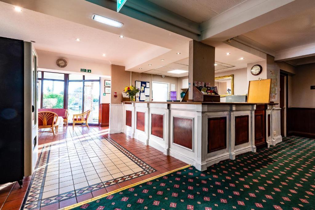 Paddington House Hotel Warrington Uk Bookingcom