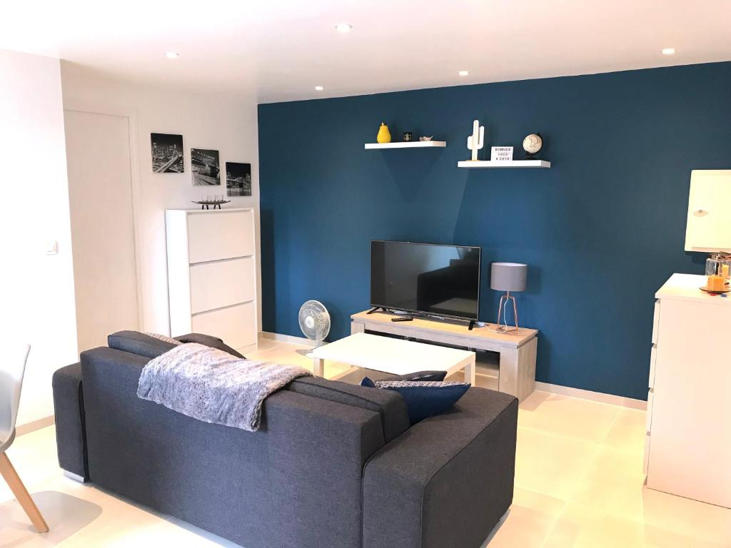 Apartment T2 Moderne avec jardin, Rayol-Canadel-sur-Mer ...