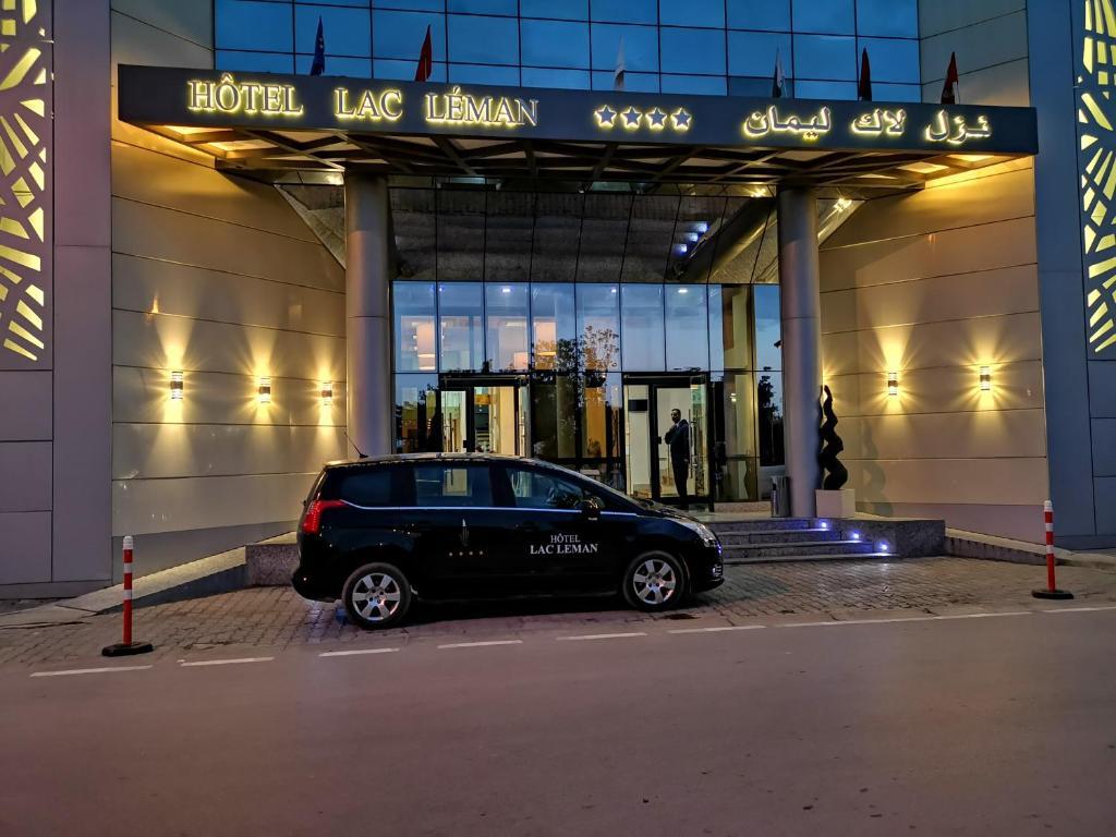 Hotel Lac Leman Tunis Tunisia Booking Com