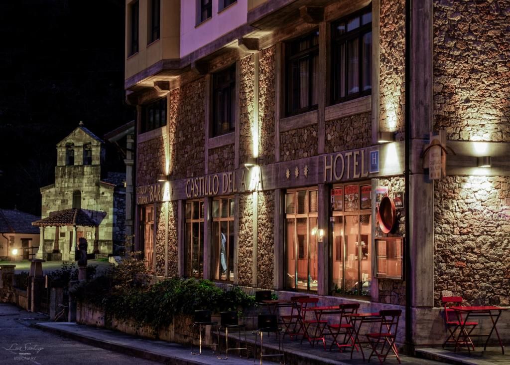 Hotel Castillo del Alba (Spanje Pola de Somiedo) - Booking.com