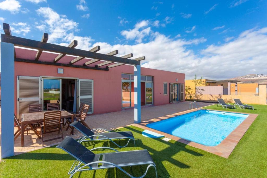 Villa Marisol (Spanje La Guirra) - Booking.com