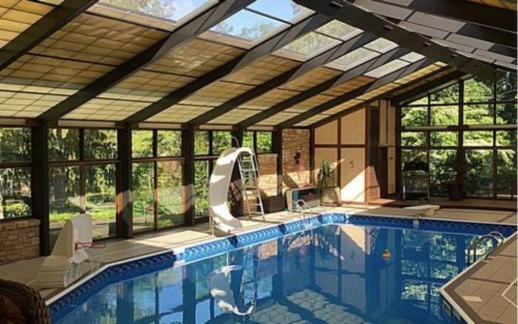 The swimming pool at or near Lancaster Ridge Bed & Breakfast