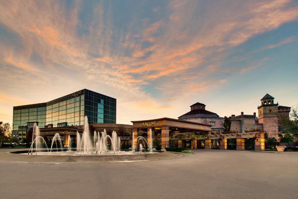 Argosy Casino Hotel Spa Kansas City Updated 2020 Prices