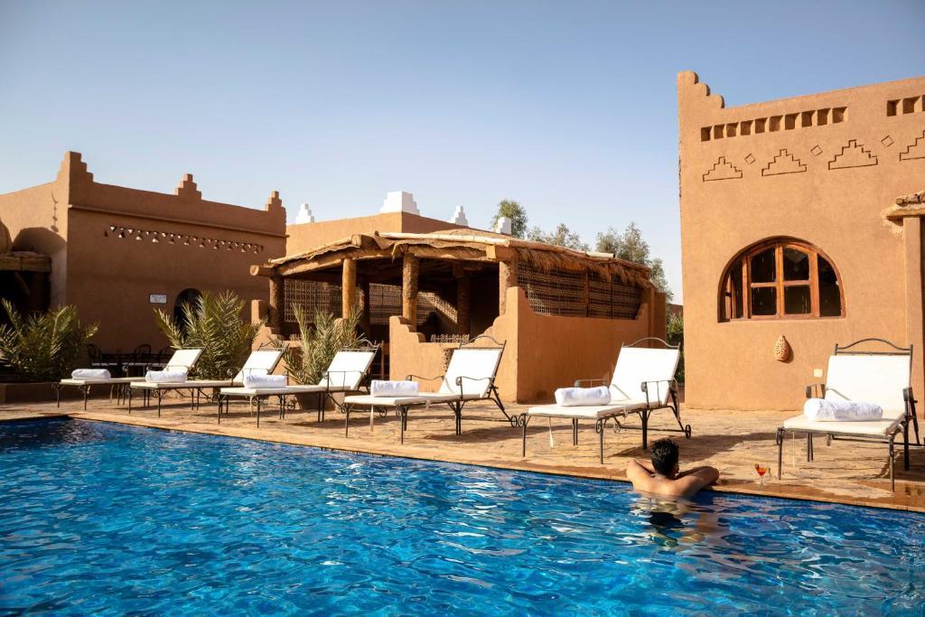 Hotel Kasbah Sahara (Marokko M\'hamid El Ghizlane) - Booking.com