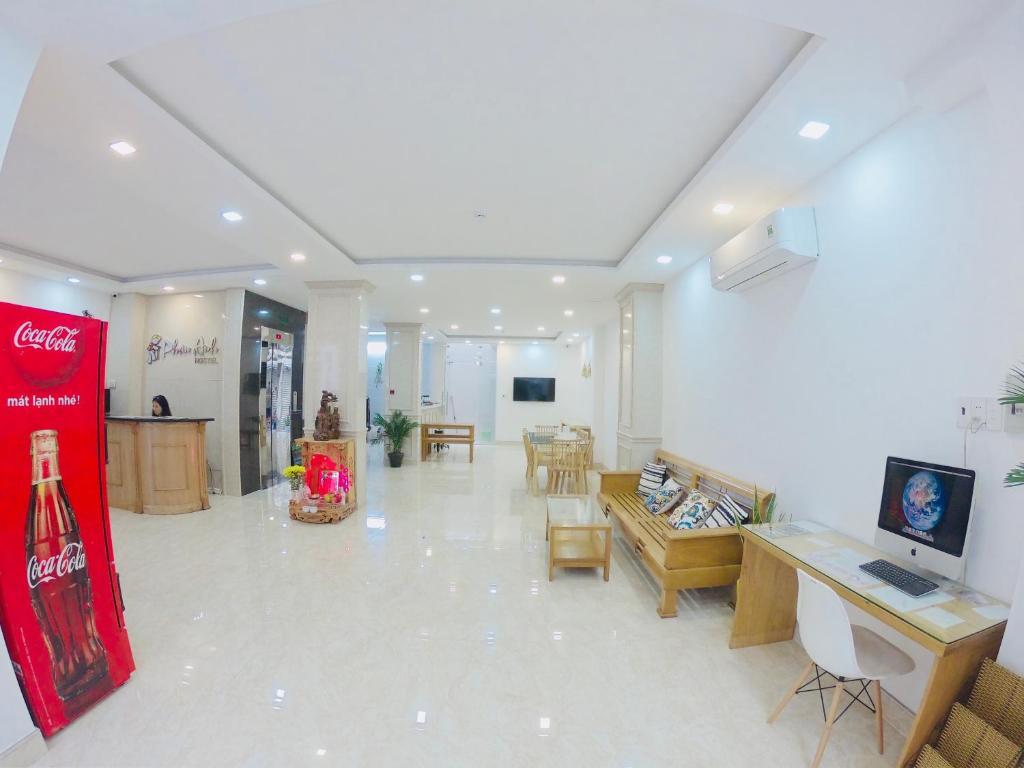 Phan Anh Backpackers Hostel