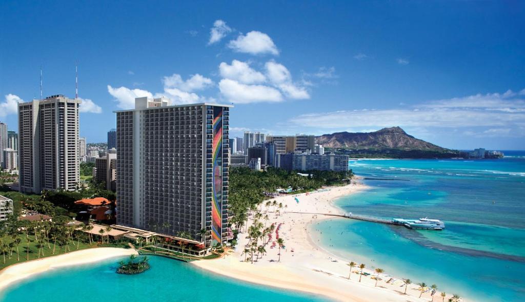 Hilton Hawaiian Village Waikiki Honolulu Hi Booking