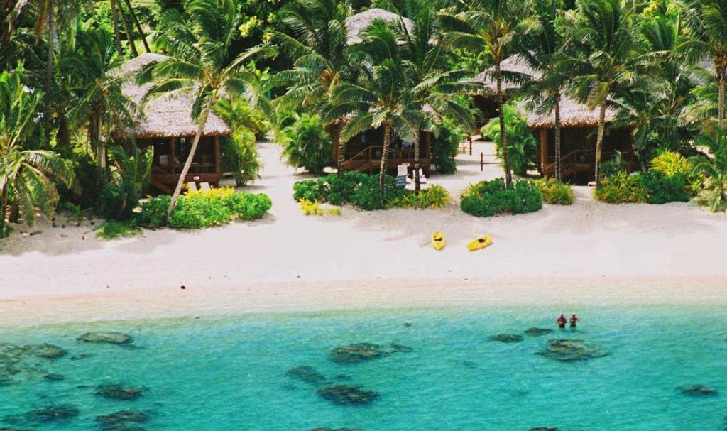 Rarotonga Beach Bungalows Cook Islands Booking