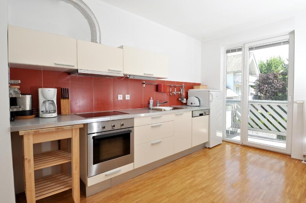 هتل ACE Apartments Bled
