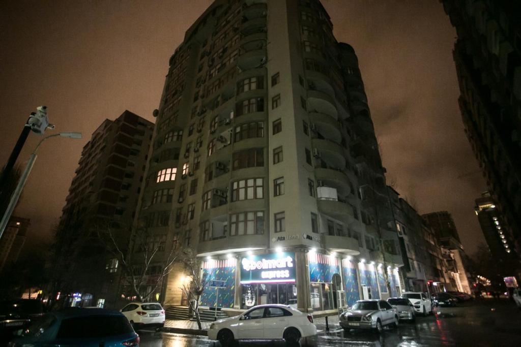 Xetai Megafan Mall Apartamenty Aserbajdsjan Baku Booking Com
