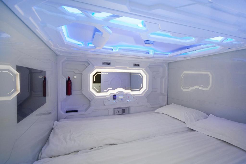Image result for Galaxy Pod Hostel