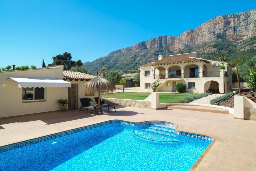 Villa Tres Ninos (Spanje Jávea) - Booking.com