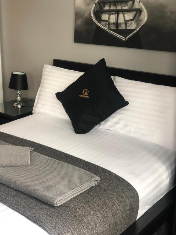 Un ou plusieurs lits dans un hébergement de l'établissement Citi North