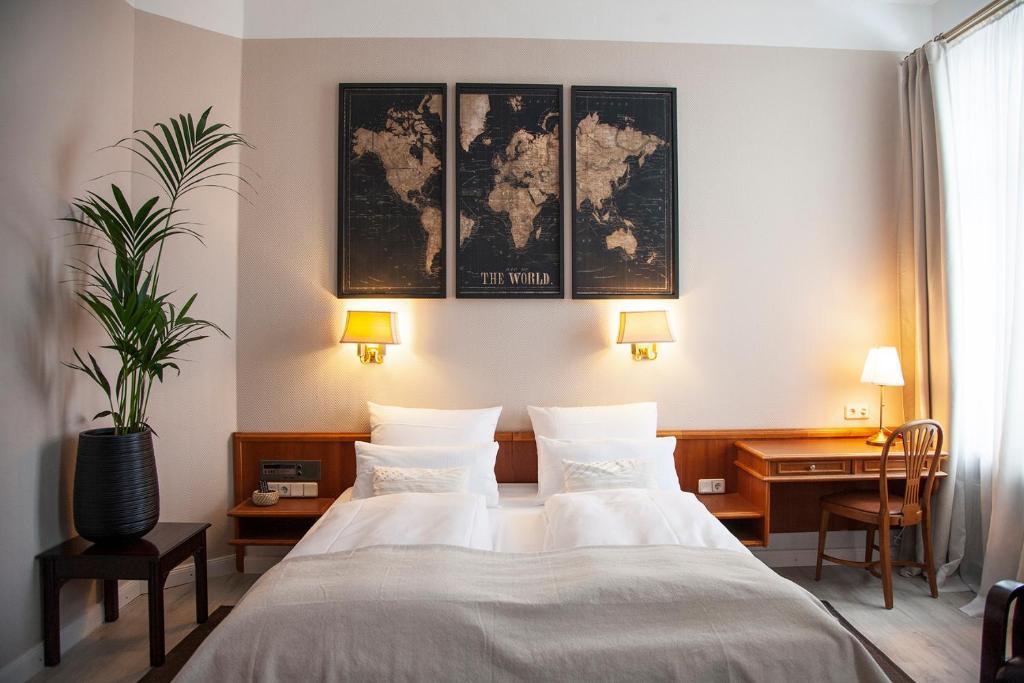 Hotel Krone München Monaco Di Baviera Prezzi Aggiornati