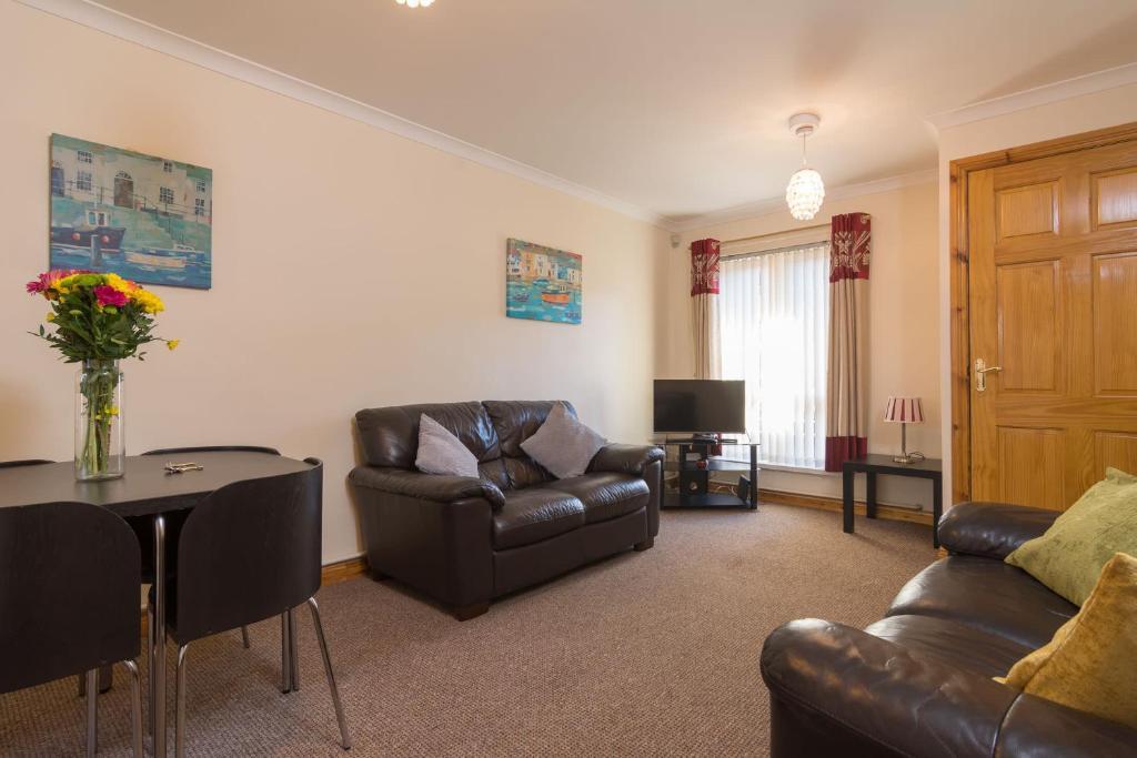 Belfast City Centre Apartment - Laterooms