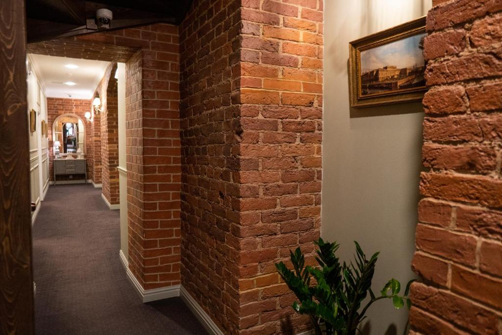 Фасад или вход в Галунов Отель