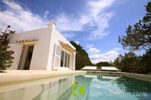 K-Mari Villa Formentera, Playa Migjorn, Spain - Booking.com